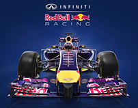 RED BULL FORMULA 1  P.O.P. //BRAND EXPERIENCE