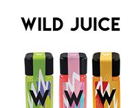 Wild Juice Branding