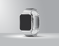 Free Apple Watch Vector (Illustrator)