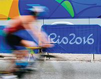 Rio 2016 Triathlon