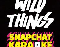 Teske, Mr Polska | Snapchat Karaoke | Wild Things