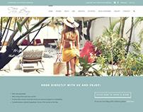 The Bay - Website Design