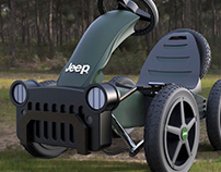CAD | Jeep Junior Go-Kart
