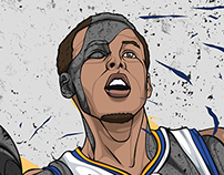 Steph Curry-Be A Legend