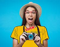 Kreativer Umgang mit Stockfotos