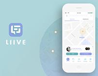 Liive a Meetup App