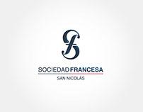 Identidad Corporativa Sociedad Francesa