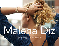 Malena Diz Jewelry Collection Lookbook