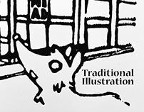 Taditional Illustration 2014-2015
