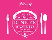 Breast Cancer Awareness Month - Social Media