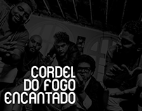 Cordel do Fogo Encantado - website