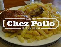 Renovación Chez Pollo (2015)