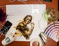 Starbucks: Magazine Advertising