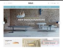 Solo - Multi-Purpose eCommerce PSD Template