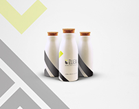 Eliea   Olive Land Products //  Branding