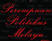 Theater 'Perempuan Politikus Melayu' (PPM) Artwork