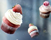 Gramidin TVC Cupcake Models