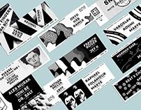 Punk Paradise : Charte graphique