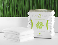 CozyBlends Microfiber Salon Towels