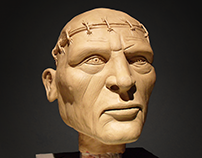 Head sculpt