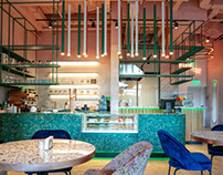 TOUCH OF MATCHA (INTERIOR)