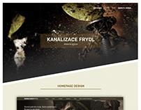 Frydl website