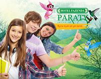 Projeto Pedagógico - Hotel Fazenda Paraty Ibiúna