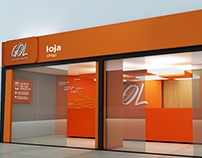 Gol Airlines Retail and Store Project