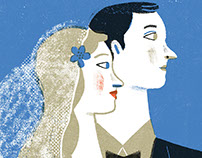 Secular weddings - T magazine