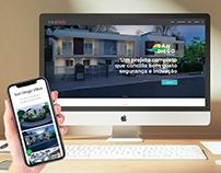 Landing Page - San Diego Villas