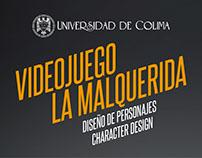 Videojuego La Malquerida