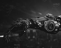 Robotic hand