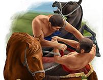 Иллюстрации для Saumal