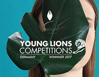 Yverum - Young Lions Germany, Print Winner 2017
