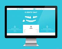 Site Clínica Dentária Lara Ribeiro