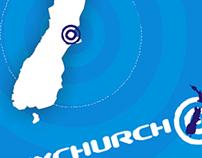 City Church Phone Book Cover