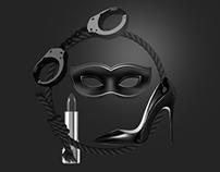 App Mobile − 50 Sombras de Grey