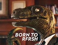Sprite #BornToRFRSH