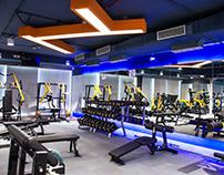 Gym-Interior Photo Shoot