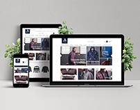 Rediseño Social Media y web   Aero Concept AW 2018