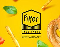 Piper · true taste