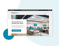 A Website Design for a Liquidation Company.