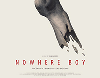 Nowhere Boy - Movie Poster