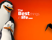 DStv / The Best Things in Life...