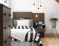 Bedroom Single