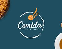 Comida - Branding