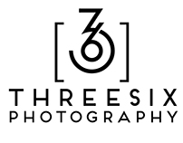 3 6 Photography Logo Design