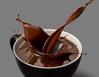 Chocolate & Vanilla taste