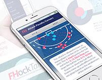 FHock Talk: Field Hockey App