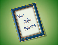#YourZyboPainting